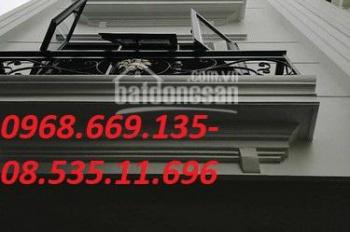 Bán nhà ngã 4 Hà Trì - Bà Triệu (2tỷ*35m2*5T) hoàn thiện về ở ngay, hỗ trợ NH 80%. LH: 0968.669135