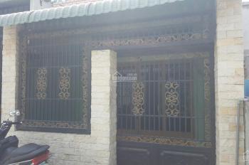 Bán nhà đường Số 10, Tăng Nhơn Phú B, hẻm xe hơi, DT 60m2, giá 3.55 tỷ