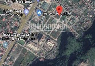 Bán đất quy hoạch km6 dự án Thu Hà, Phường Quang Hanh, Cẩm Phả, Quảng Ninh