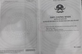 Đất lành chim đậu, chính chủ bán đất tại Cần Kiệm, Thạch Thất, 105m2. Lh: 0982103386
