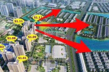 Sở hữu căn hộ tòa S1.12 đẹp nhất Vinhomes Ocean Park - Siêu hot - Chỉ từ 1.8 tỷ - LH 0396265636
