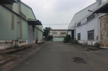 Cho thuê kho/xưởng tại KCN Sóng Thần 1, thị xã Dĩ An, tỉnh Bình Dương