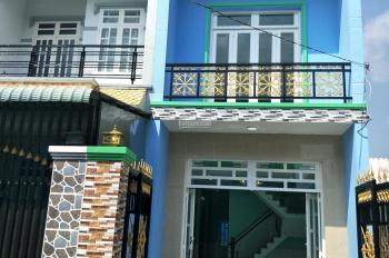 Bán nhà Bình Chánh, 1tỷ2 gần chợ Hưng Long, 0934117173