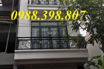 Bán nhà gần chợ Hà Đông (5tầng*52m2) gara để ô tô, làm văn phòng, đường 4m, ~4,5tỷ. 0988398807