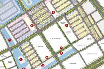 Cho thuê nhà phố Hoa Hồng - Vinhomes Star City Thanh Hóa, 550m2 xây dựng, 25tr/th. LH: 0974002996