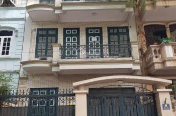 Cho thuê nhà LK KĐT Văn Quán, DT 90m2, 4 tầng, giá thuê 28tr/th, LH 0989604688