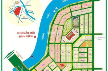 Bán gấp lô đất KDC Phú Lợi (khu Hai Thành), P7, Q8, lô góc, 4x24m, SHR, giá 3.7 tỷ, LH 0901440364