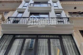 Bán nhà ngõ 38 phố Phương Mai Lương Đình Của Đống Đa DT 50 m2 x 6,5 tầng giá 9,58 tỷ kinh doanh tốt
