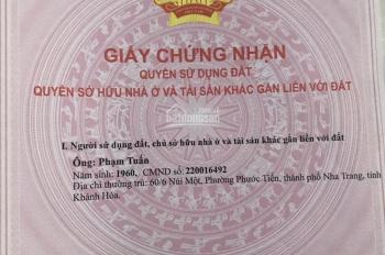 Tổng hợp nhà phố tại Nha Trang cần bán