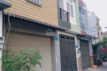 Chính chủ bán nhà 2MT trước sau đường Tân Hương, P. Tân Qúy. DT: 4x14m nở hậu 4,2m, đúc 2 tấm đẹp