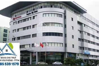 Cho thuê văn phòng Toyota Mỹ Đình, 300m2 giá rẻ chỉ 260 nghìn/m2/th gồm VAT + dịch vụ
