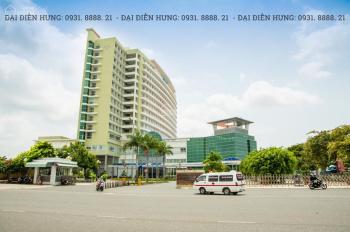 Bán đất nền sổ đỏ ngay tp. Bà Rịa, giá chỉ từ 15tr/m2, MT đường Hùng Vương, KDC sầm uất 80%