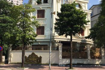 Cho thuê biệt thự mễ trì làm văn phòng, spa, mầm non ... DT 220m2*3,5 tầng , căn góc