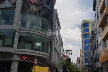 Cho thuê nhà mặt tiền đường Trần Doãn Khanh, Phường Đa Kao, Quận 1. Diện tích: 7x13m giá thuê 75tr