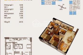Topaz City quận 8 2 phòng ngủ 70m2 giá: 2,130 tỷ (đã bao hết tất cả phí thuế). LH: 0907700004