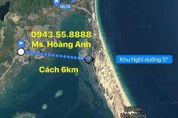 Bán đất đấu giá, phân lô, liền kề chợ Vạn Khánh xây khách sạn, tòa nhà văn phòng. 0943.55.8888