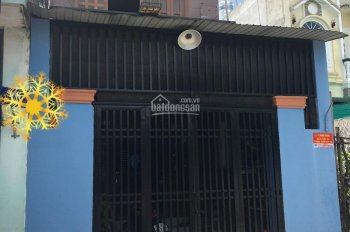 Nhà 1 trệt 1 lầu 4x25m gần ngã 4 giếng nước, chợ chữ S, xã Xuân Thới Đông, Hóc Môn
