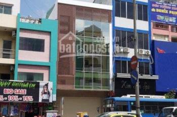 Cho thuê nhà MT Lạc Long Quân giá: 80tr/th, DT: 7.5x20m, hầm 5 lầu thang máy