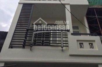 Nhà HXH Vũ Tùng 3.8x13m, 2 lầu sân thượng, 5 phòng ngủ, hẻm thông, 5.8 tỷ TL 0932269662