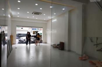 Cho thuê gấp nhà trệt 3 lầu 5x20m KDC Cityland Center Hill VP, spa, showroom, 0909611113 Minh