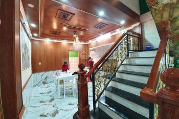 Bán nhà đẹp đường Lê Đức Thọ, p16, DT: 4x20m, CN 80m2, sàn 180m2 đúc 1 lửng 1 lầu. Giá 6 tỷ
