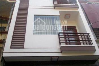 Bán nhà 2 mặt tiền Vũ Tùng, P1, Bình Thạnh. Trệt 4 lầu mới đẹp 4x18m giá 13 tỷ LH: 0938293264