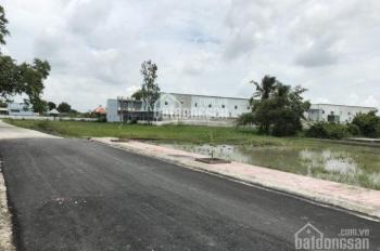 Bán đất đường Đinh Đức Thiện, sau lưng chợ bình chánh, SHR, chính chủ, DT 100M2. LH 0909101384