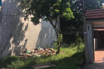 Gia đình cần bán mảnh đất tại thôn Kim Quan, xã Yên Viên, SĐCC. Ngõ 2m