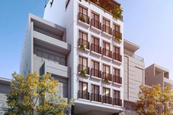 Chính chủ cho thuê tòa nhà 7 tầng 200m2  mặt phố Phan Đình Phùng Hà nội