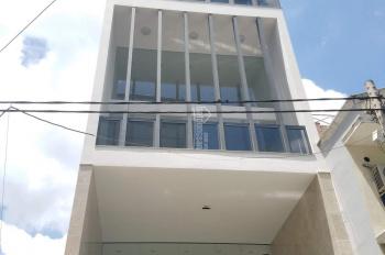 Cho thuê tòa CHDV KS 6 tầng đường Nguyễn Phi Khanh, quận 1 20 phòng giá 115tr