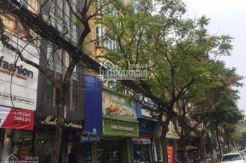 Chính chủ bán căn nhà 7 tầng (72m2) - Mặt phố lớn Trần Thái Tông. Vị trí sầm uất nhất