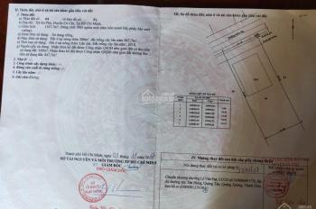 Bán đất thổ cư đường Bến Súc, xã An Phú, Củ Chi. LH: 0903095887