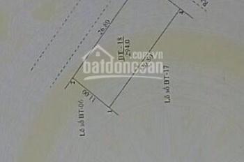 Cần bán đất lô góc siêu đẹp tại Kiến An - Hải Phòng. LH: 0898.657.616