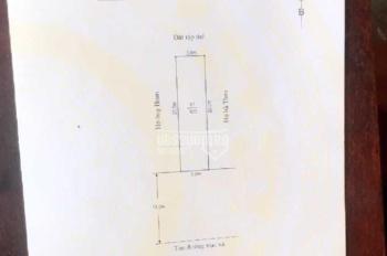Bán nhà 2 tầng, DT 100m2, mặt đường Máng Nước, giá siêu rẻ