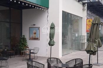 Cho thuê cửa hàng 105m2 tầng 1 chung cư An Bình City 25tr/tháng, LH 0936166608