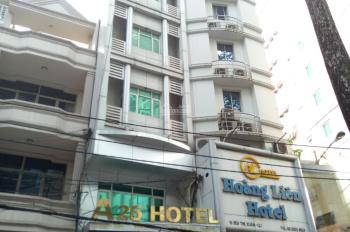 Bán building VP mặt tiền Võ Văn Tần, p6, q3, hầm 10 lầu, DT 200m2, HĐT 600tr/th, giá 175 tỷ