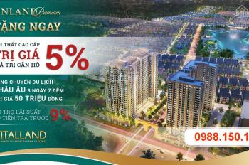Mở bán thêm tầng 16 - 19 - 23 xem ngay bảng giá dự án Anland Nam Cường