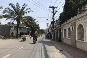 Bán đất mặt tiền đường Quang Trung, Quận 9, gần ngay ngã tư Thủ Đức, DT 114m2, giá 10.8 tỷ