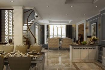 Cần bán khách sạn 160m2, 7 tầng , thang máy, mặt phố An Dương Vương