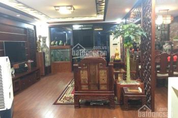 Chung cư Golden Land tầng 15, view đẹp, 145m2, để lại full nội thất. 3 PN, 2WC, SĐCC, 0932215078