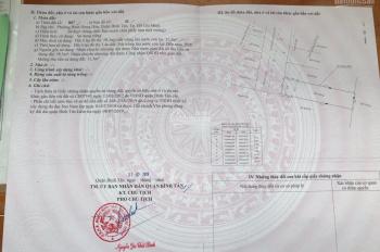 Bán 70m2 đất ở đường Lê Trọng Tấn, P. Bình Hưng Hoà, Bình Tân