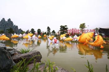 Mở bán các căn hoa hậu chân dài  biệt thự Vinhomes Green Villas - khai trương vườn Nhật lớn nhất