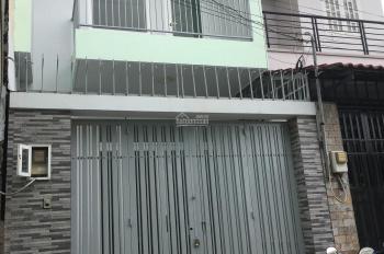 Cần bán nhà 1 trệt 1 lầu SHR, hẻm xe hơi 5m, đường Gò Cát, P. Phú Hữu, Quận 9, LH: 0906662356