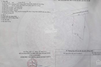 50.5m2 đất xây nhà ngay trung tâm thành phố, kiệt trước nhà 3m Nguyễn Hoàng