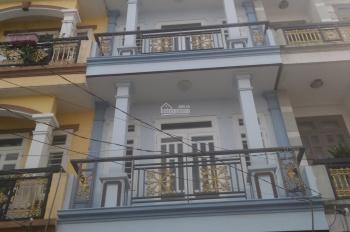 Nhà SHR đúc kiên cố 3.5 tấm, đường nhựa trước nhà 8m thông, gần đường Nguyễn Thị Kiểu