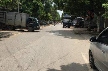 Chính chủ bán lô đất 100m2 mặt đường kinh doanh tại tổ 8 Quang Minh, giá 23 tr/m2