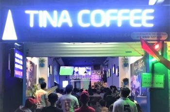 Quán cà phê và phòng trọ cho thuê đang hoạt động ổn định cần sang lại