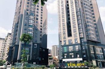 Cho thuê chung cư CT2 Yên Hòa Park View, số 3 Vũ Phạm Hàm. DT 90m2, 2PN, 2WC. Full nội thất.