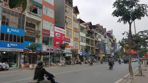 Chính chủ bán nhà số 256 ngõ 36 Lê Trọng Tấn Hà Đông 40m2, 5 tầng có gara ô tô