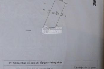 Cần bán mảnh đất giãn dân tại khu Chằm Thắt, xã Cần Kiệm